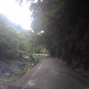 酷道!?国道371号線を走行!高野山から橋本市へ…